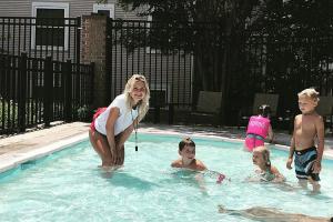Marijana Filipovic – Lifeguard and Swimming Instructor @ High Sierra Pools (McLean, VA)