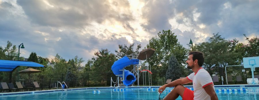 Nemanja Đokić – Lifeguard, Pool Manager @ High Sierra Pools (Rockville, MD)