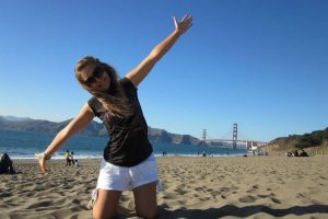 Bojana Jakovljevic-Shrives – Au Pair (Berkeley- San Francisco , CA)
