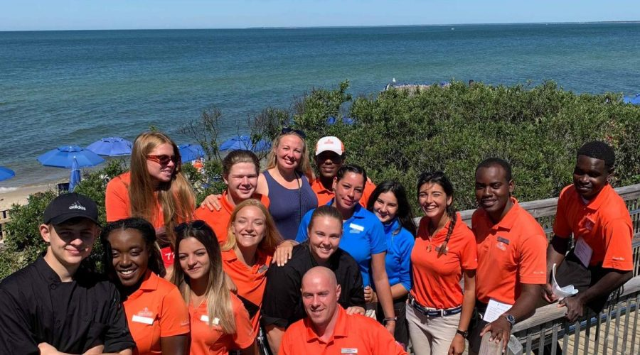 Marija Stanojević – Server @ Ocean Edge Golf Club and Resort (Brewster, Cape Cod, MA)